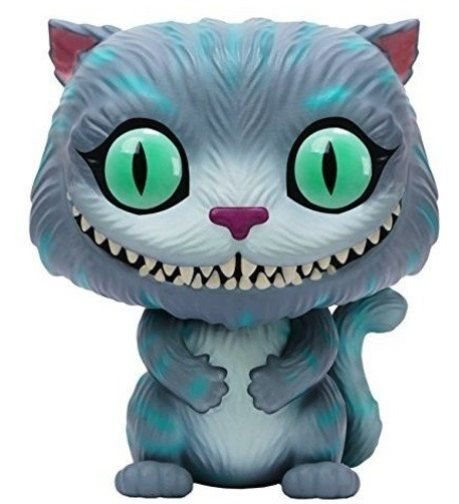 figurine pop cheshire cat