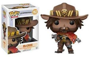 figurine pop mccree