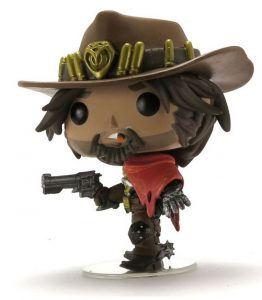 Figurine Funko Pop Overwatch McCree