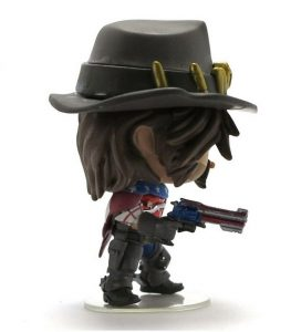 Figurine Pop Jeux Overwatch McCree