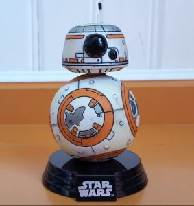 Figurine funko Pop Stars Wars BB-8