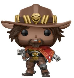 figurine pop overwatch McCree