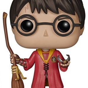 harry potter Quidditch figurine funko pop