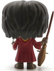 harry potter Quidditch figurine pop